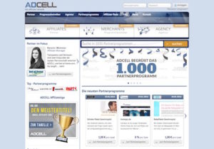 adcell-webseite