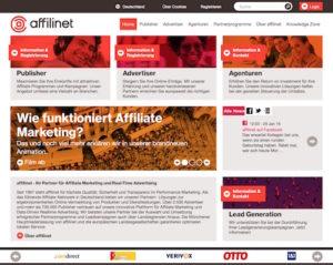 affilinet-webseite