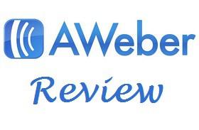 Review zum E-Mail-Marketing-Service von Aweber (englischsprachig)