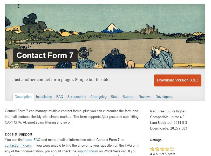 contactform7-infoseite