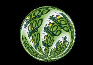 100euro-Geldkugel