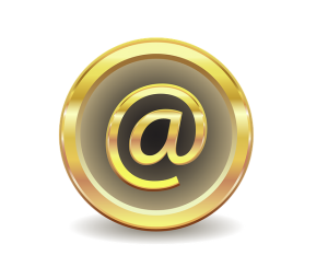 E-Mail-Goldenes-Logo