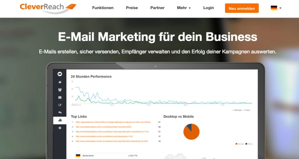 cleverreach-e-mail-marketing-anbieter