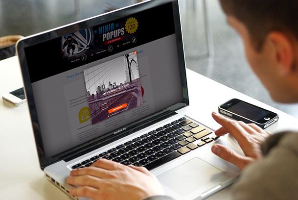 Ninja Popups – WordPress Popup Plugin im Test