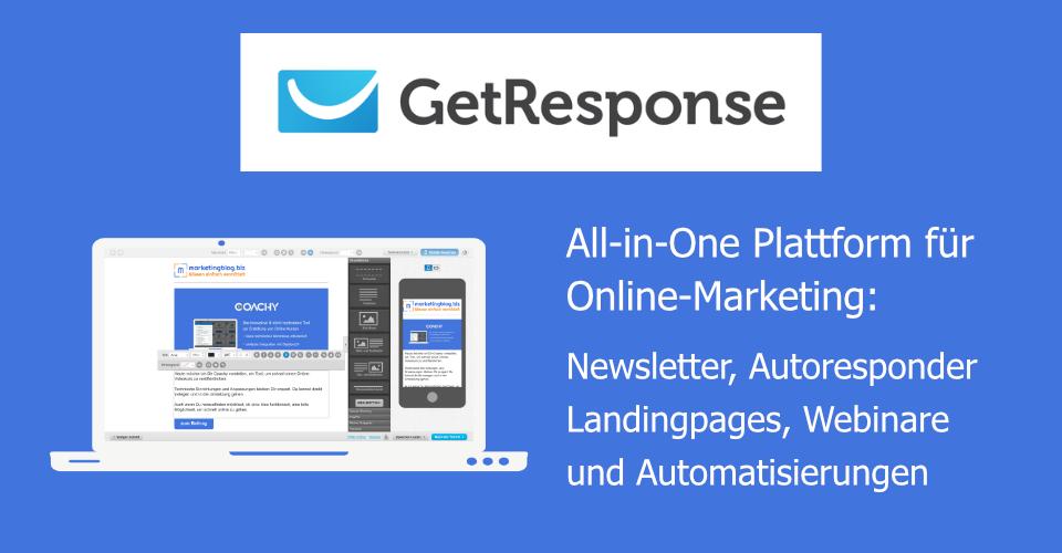 GetResponse (deutsch) – Ausführlicher Test und meine Erfahrungen ...