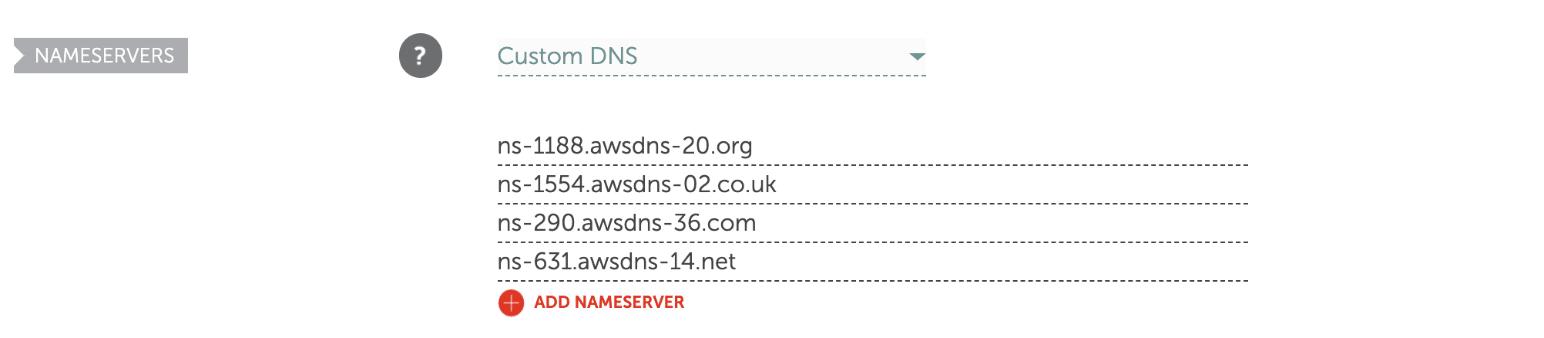 Kinsta: Domain mit Webhosting verbinden - Schritt 7