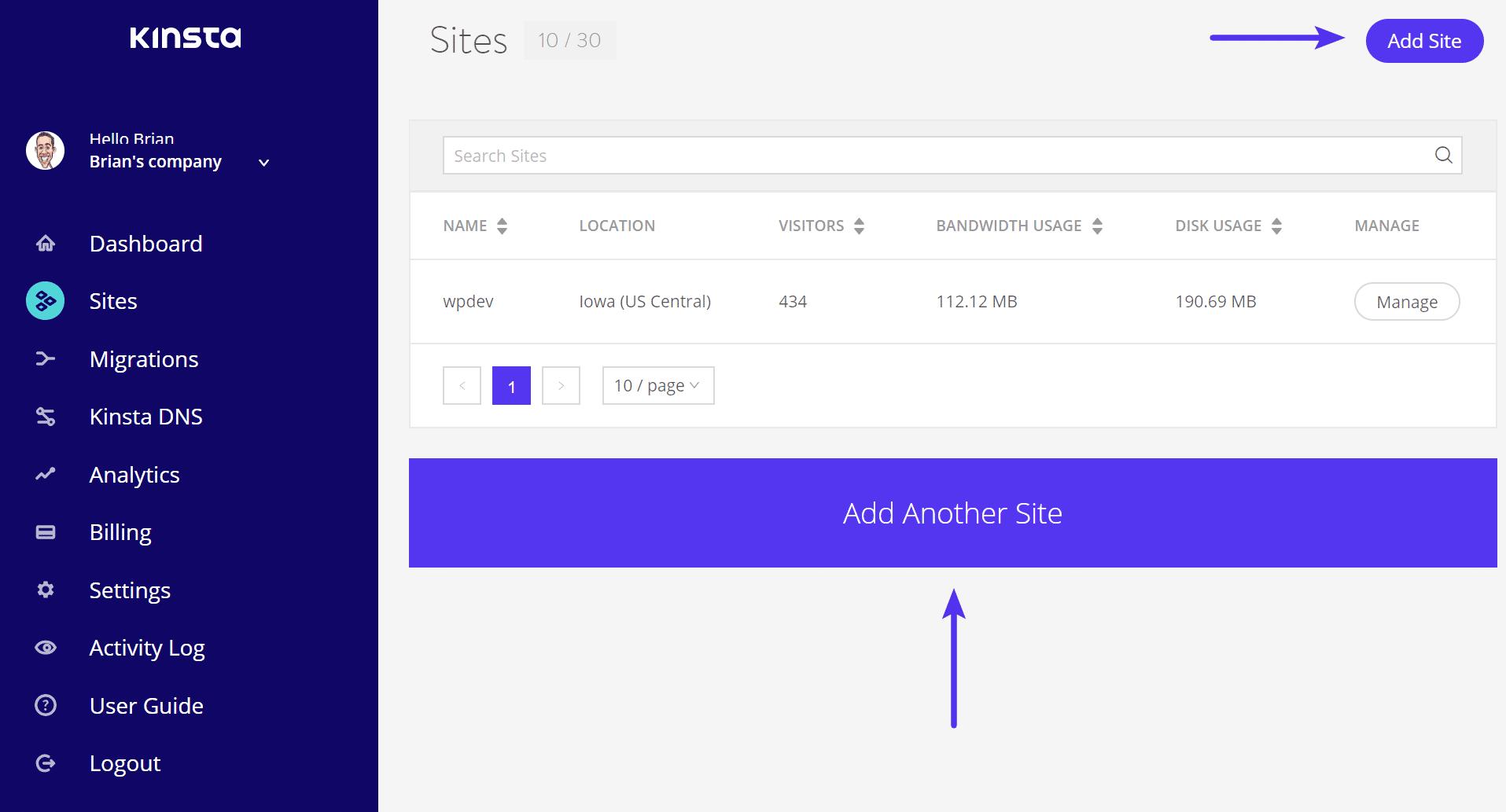 Kinsta-neue-Webseite-hinzufuegen-Schritt-1