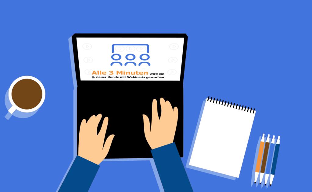 Webinaris: Mit Webwaren automatisiert beraten und verkaufen