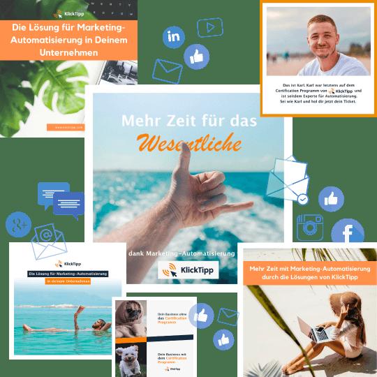 KlickTipp Consultant Programm, mehr Zeit für das Wesentliche