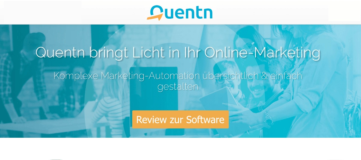 Quentn, Review zur Software