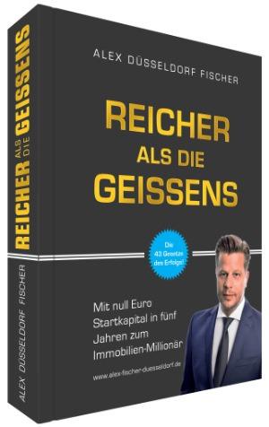 Buchcover: Reicher als die Geißens