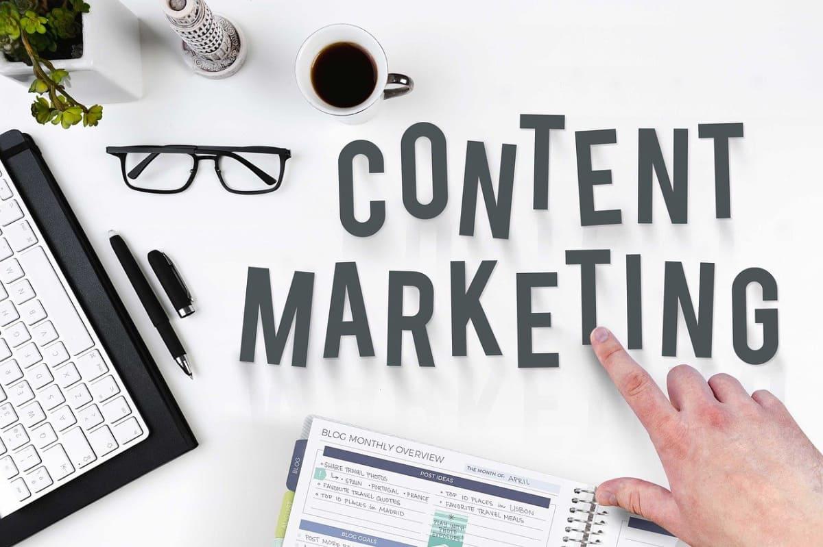 Was ist Content Marketing - Definition, Beispiele, Strategien